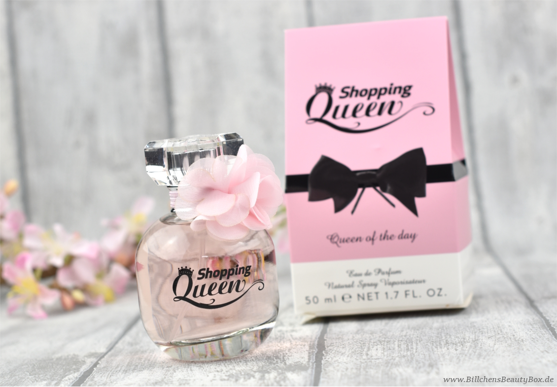Shopping Queen - Queen of the day - Duftbeschreibung und Review