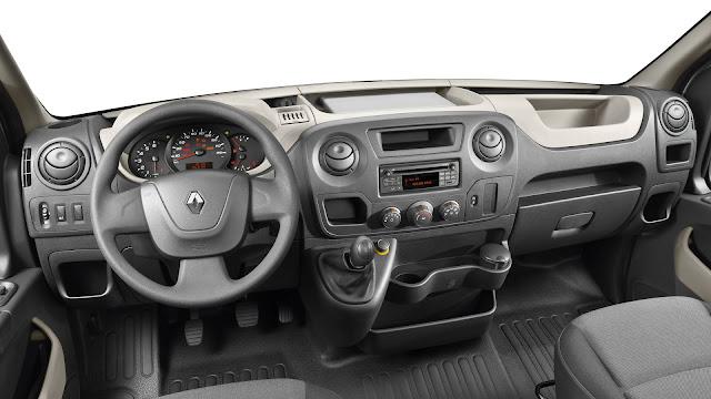 Renault lança planos de garantia total para a o Master