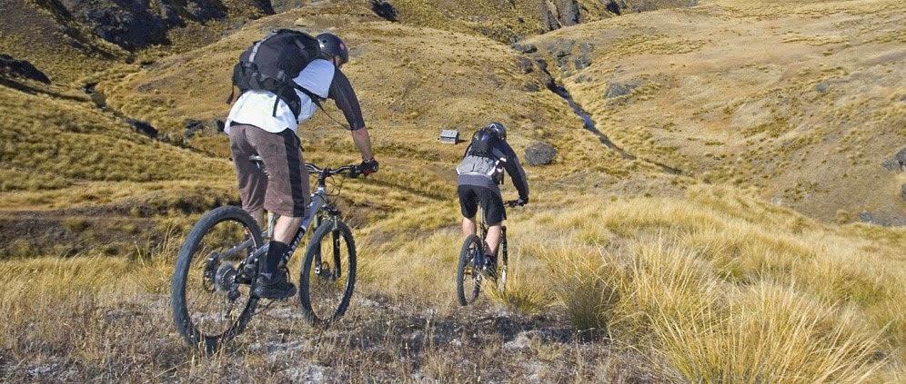 Mountain Cycling Abel Tasman National Park