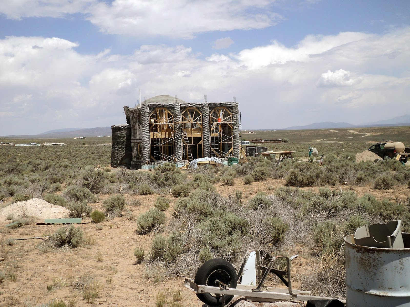 Plainfeather S Blog Earthships