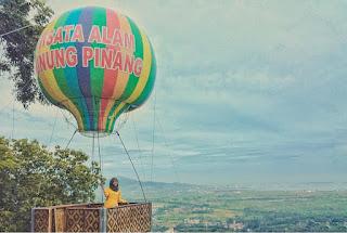 Lokasi Dan Tiket Masuk Gunung Pinang Serang Banten