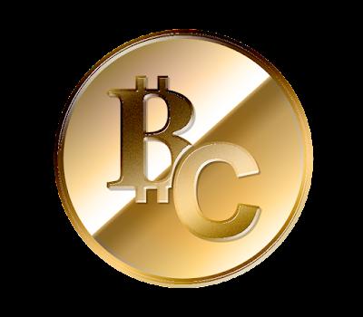 仮想通貨Bitcoin Cashのフリー素材(金貨ver)