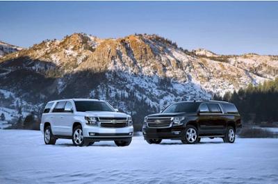 2017 Chevrolet Suburban Specs, Rumor and Price