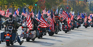 Veterans Day Parade Images