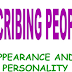 Describing a Person (Descriptive Paragraph)- Unit 1