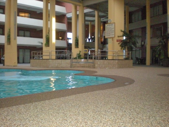 Pool Deck Lasting Concrete Overlay Systems Floors