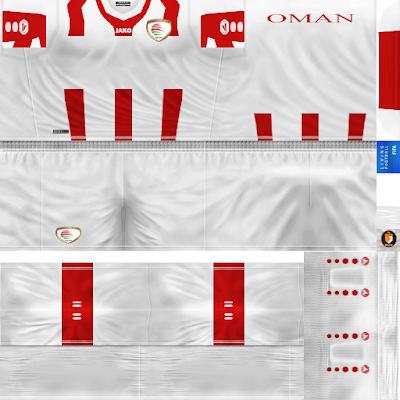 PES 6 Kits Oman National Team Season 2018/2019 by WindowOp