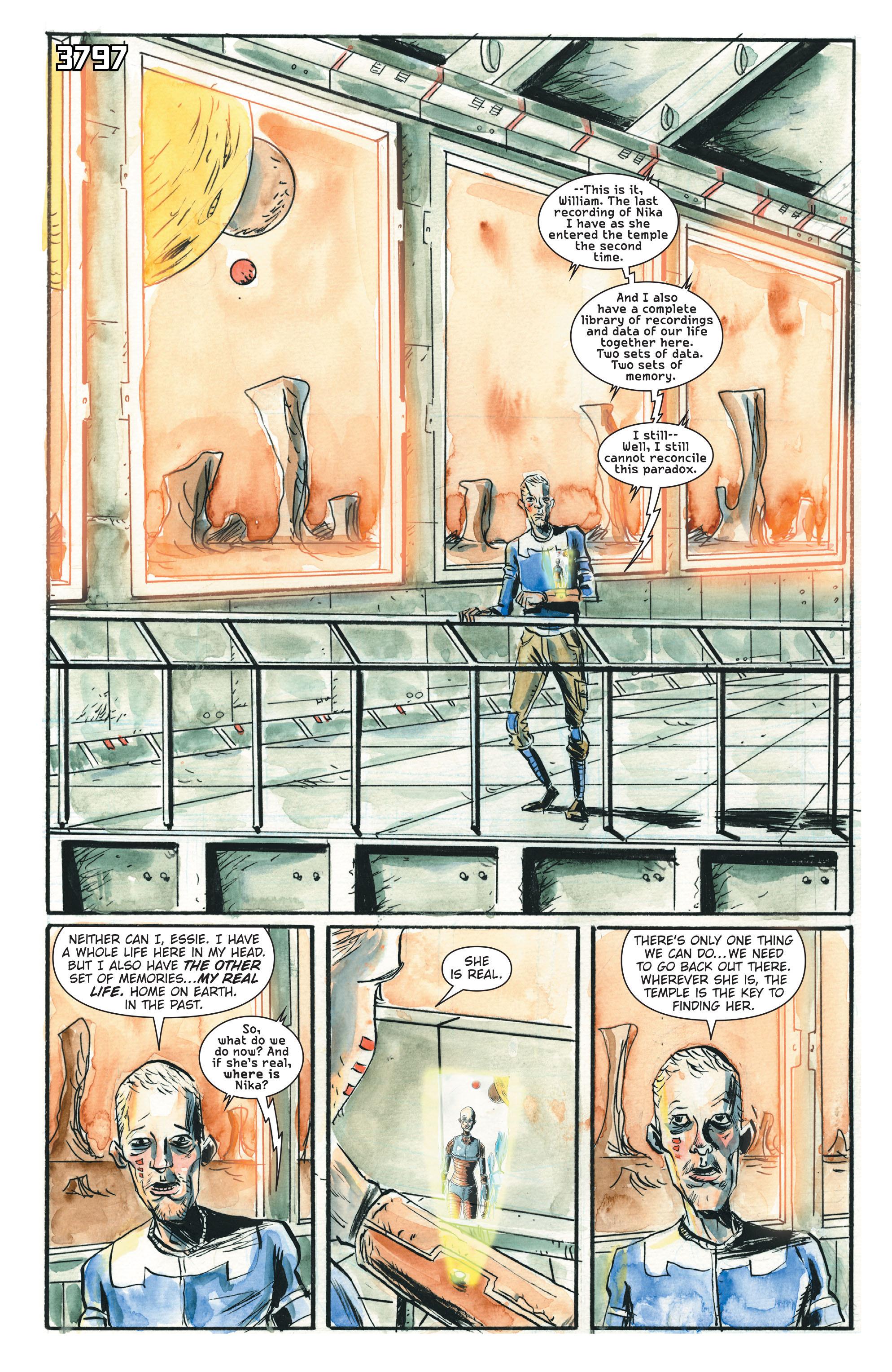 Read online Trillium comic -  Issue # TPB - 147