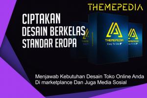 Themepedia; Ciptakan Desain Berkelas Eropa dengan Mudah