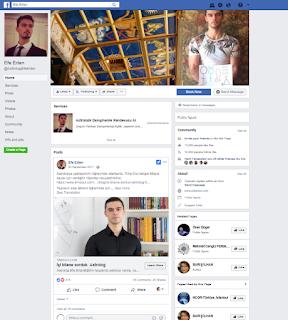 Astrolog Efe Erten Facebook Sayfası