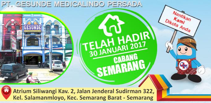 Tabung Oksigen Semarang
