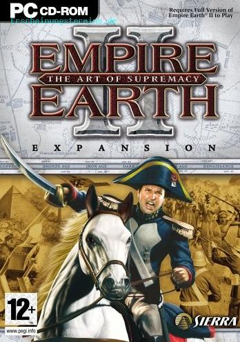 Empire%2BEarth%2BII%2BThe%2BArt%2BOf%2BSupremacy%2B%255BExpansion%2BPack%255D - Empire Earth II The Art Of Supremacy [Expansion Pack] | PC