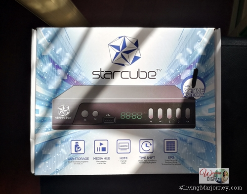 Save on Starcube TV Box