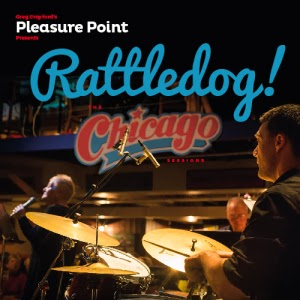 Rattledog! The new album from Wellington Jazz band, Pleasurepoint.