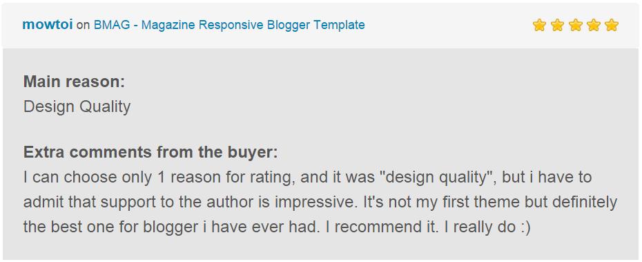BMAG - Magazine Responsive Blogger Template - 12