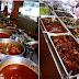 Pilihan makanan yang sedap dan lazat di Chunburi Seafood Kampung Baru