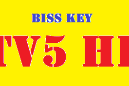 TV5 HD1 Thai Biss Key To Day On Thaicom 5 (78.5°E)