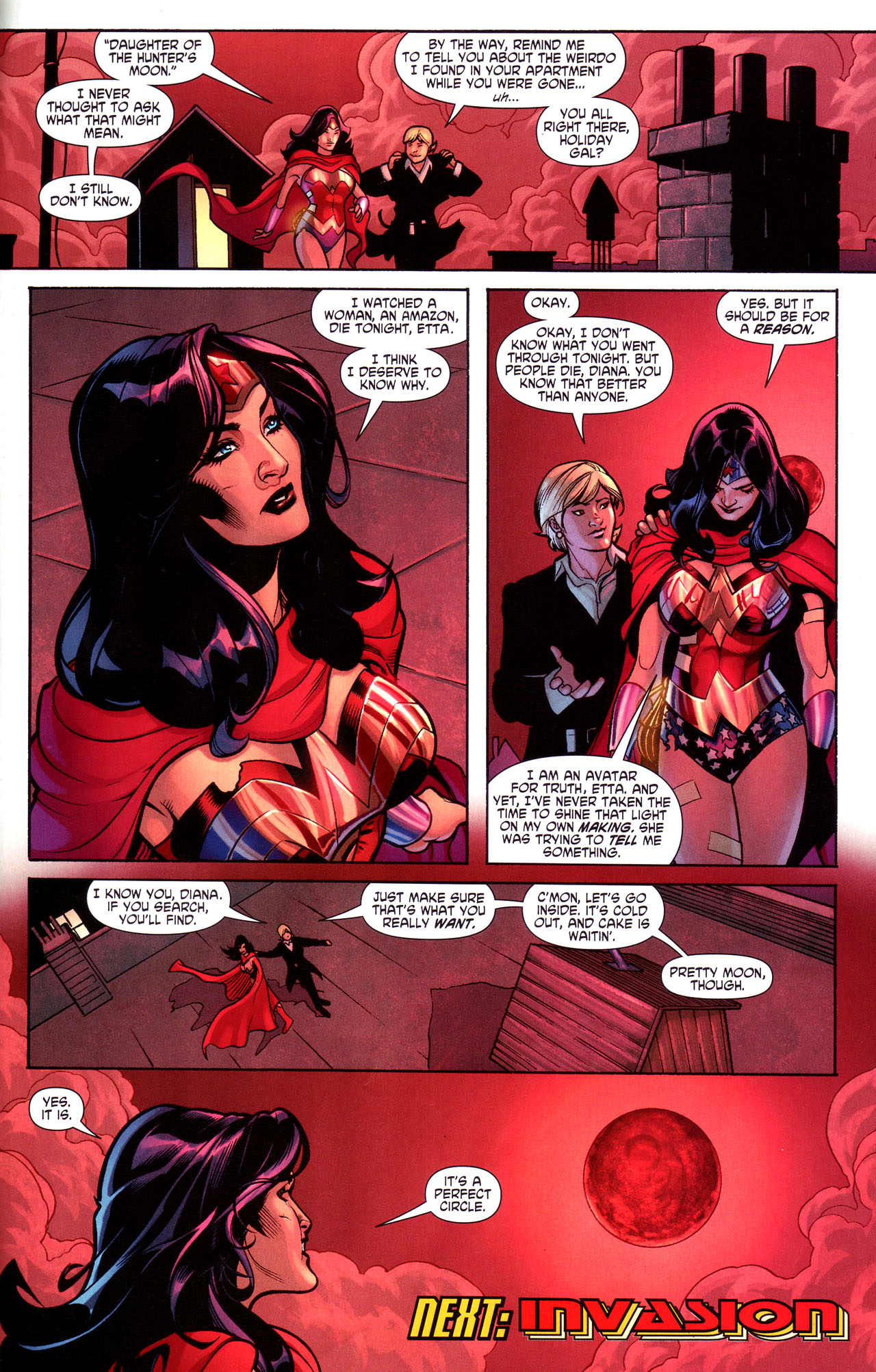 Read online Wonder Woman (2006) comic -  Issue #17 - 23