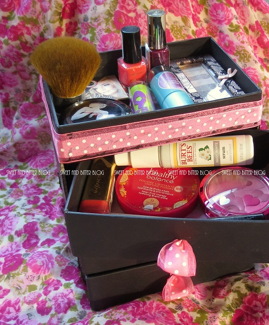 diy makeup storage box - photo #26