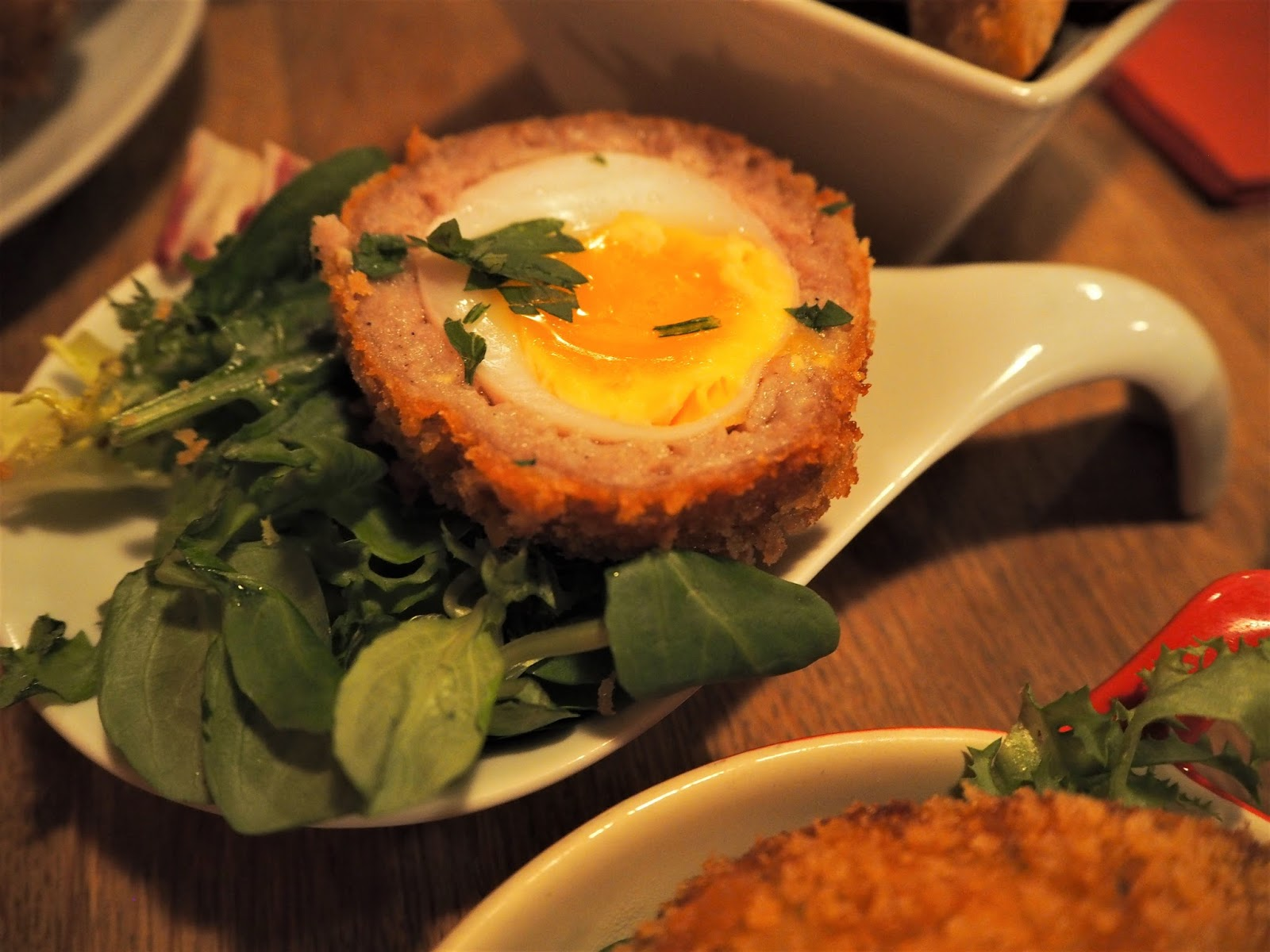 Restaurant review of Number 23 (British Tapas) in St Albans, UK