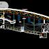مخطط مقاطع قاعة عرض اوتوكاد dwg
