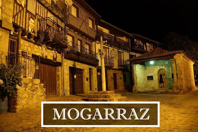Mogarraz una exposición de arte al aire libre, Salamanca