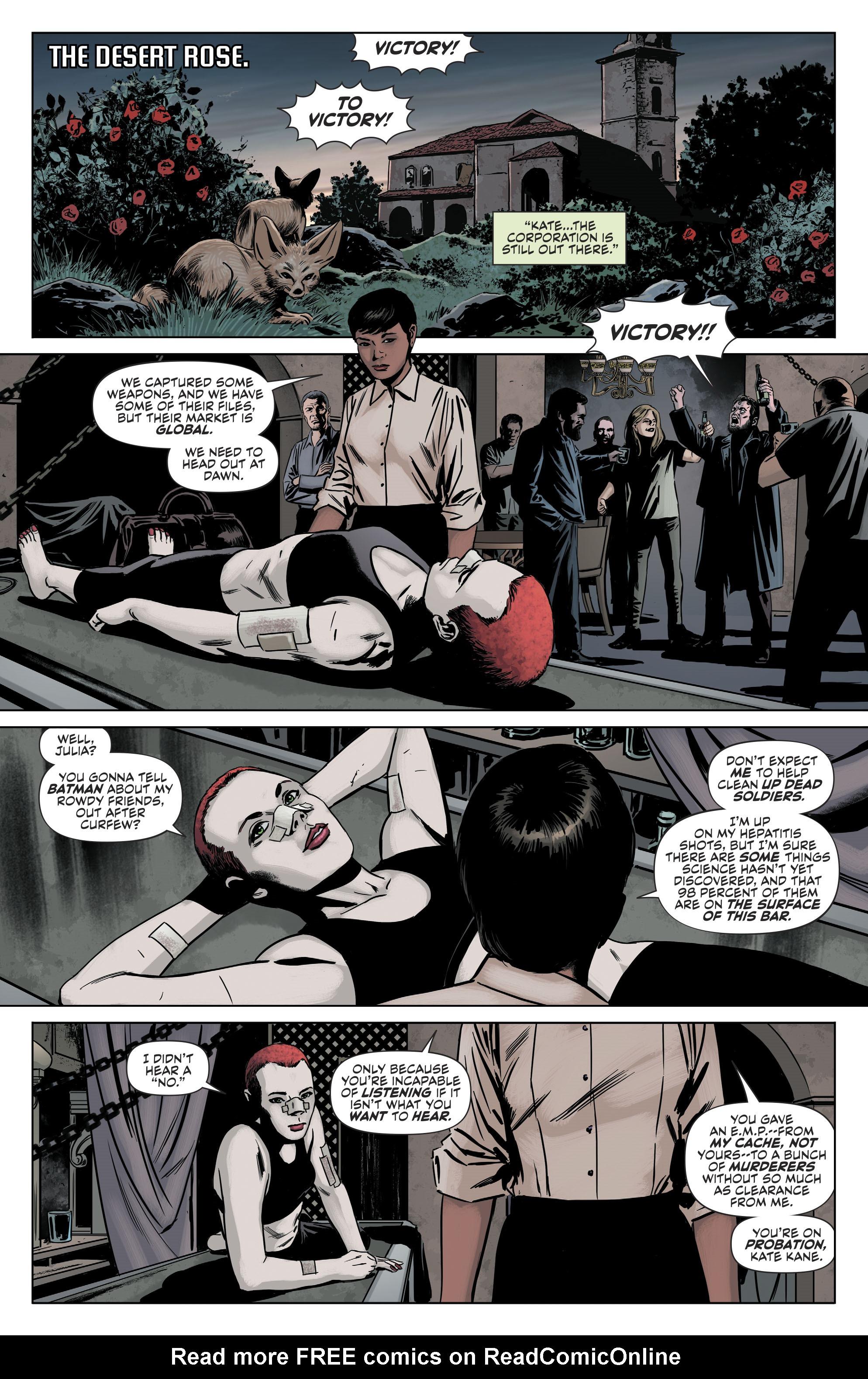 Read online Batwoman (2017) comic -  Issue #4 - 18