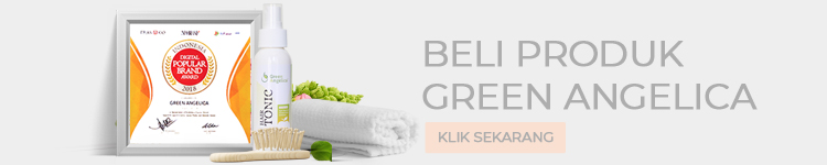 Beli Green Angelica
