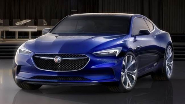 2018 Buick Avista Release Date and Price