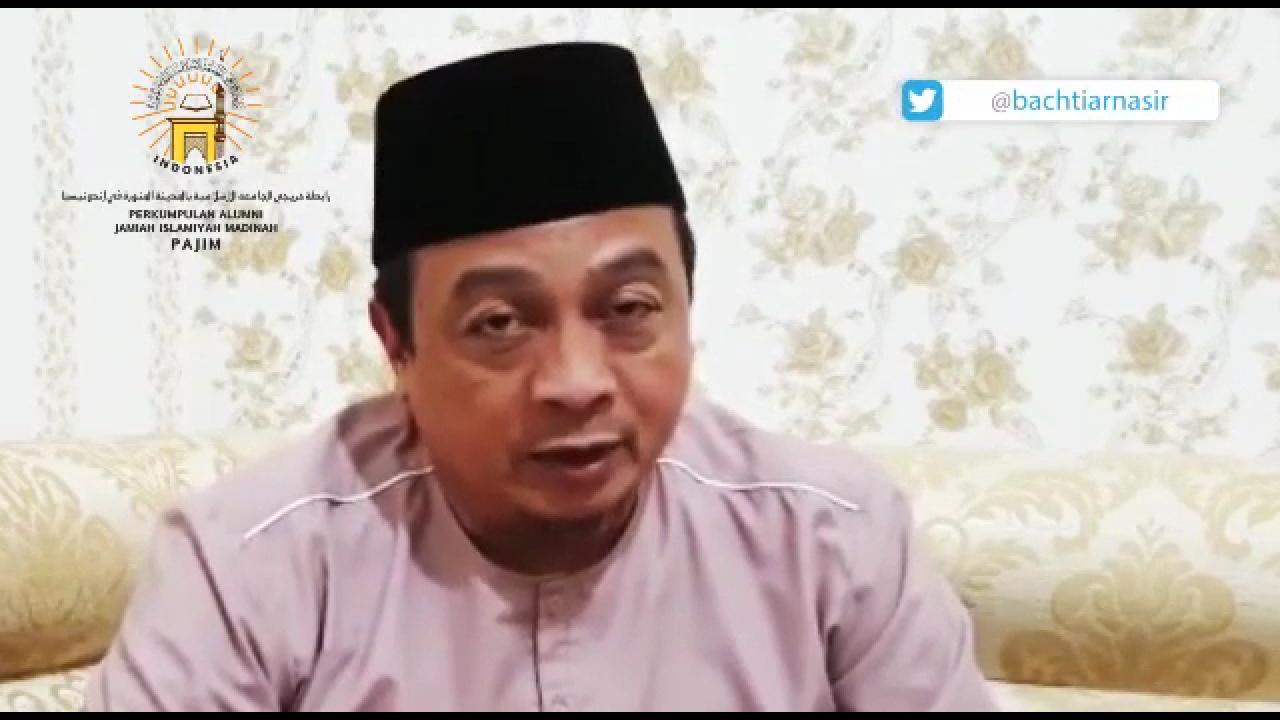 Ketua Perkumpulan Alumni Jamiah Islamiyah Madinah Blak-Blakan Soal Serangan Bertubi Terhadap Ummat Islam