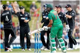 NZ vs Ban 1st ODI 2019