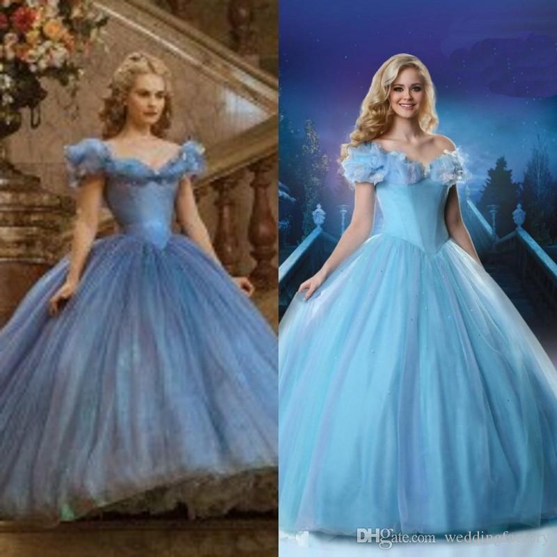 Dramatic Cinderella Bridal Ball Gowns Sleeves | bridal dresses