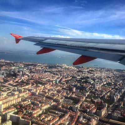 Easy Jet Lisbon