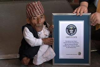 awesome facts about Chandra Bahadur Dangi