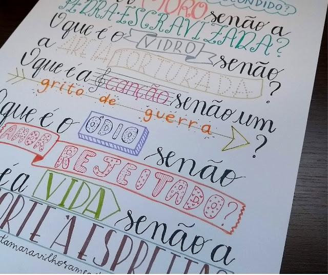 lettering-poster-a3-tamaravilhosamente