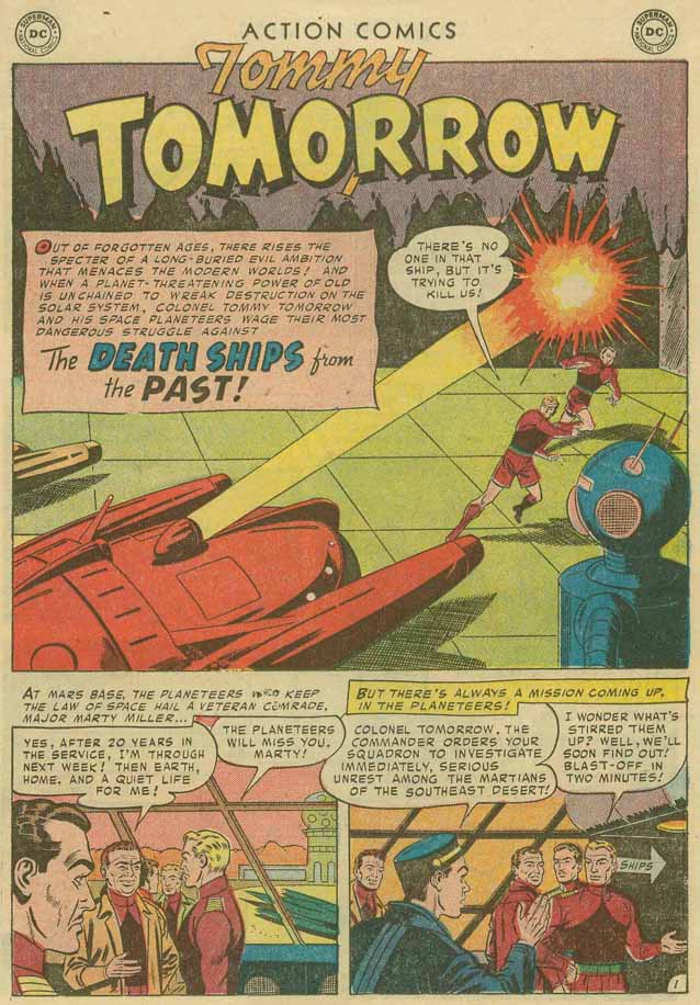 Read online Action Comics (1938) comic -  Issue #173 - 27
