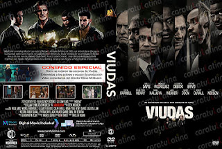 Widows - Viudas - Cover DVD