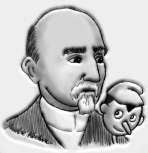 Carlo Collodi y Pinocho