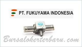 Lowongan Kerja Terbaru di Karawang : PT Fukuyama Indonesia - Operator Produksi Press / Stamping