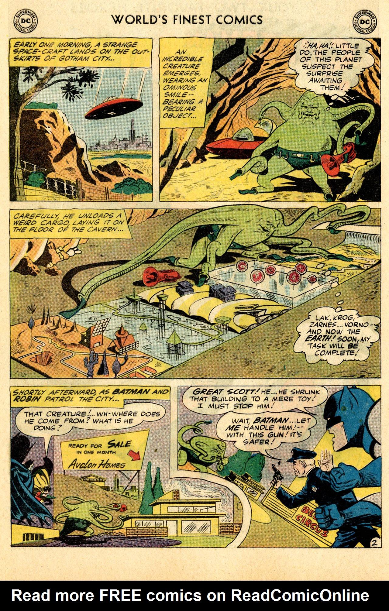 Read online World's Finest Comics comic -  Issue #110 - 4