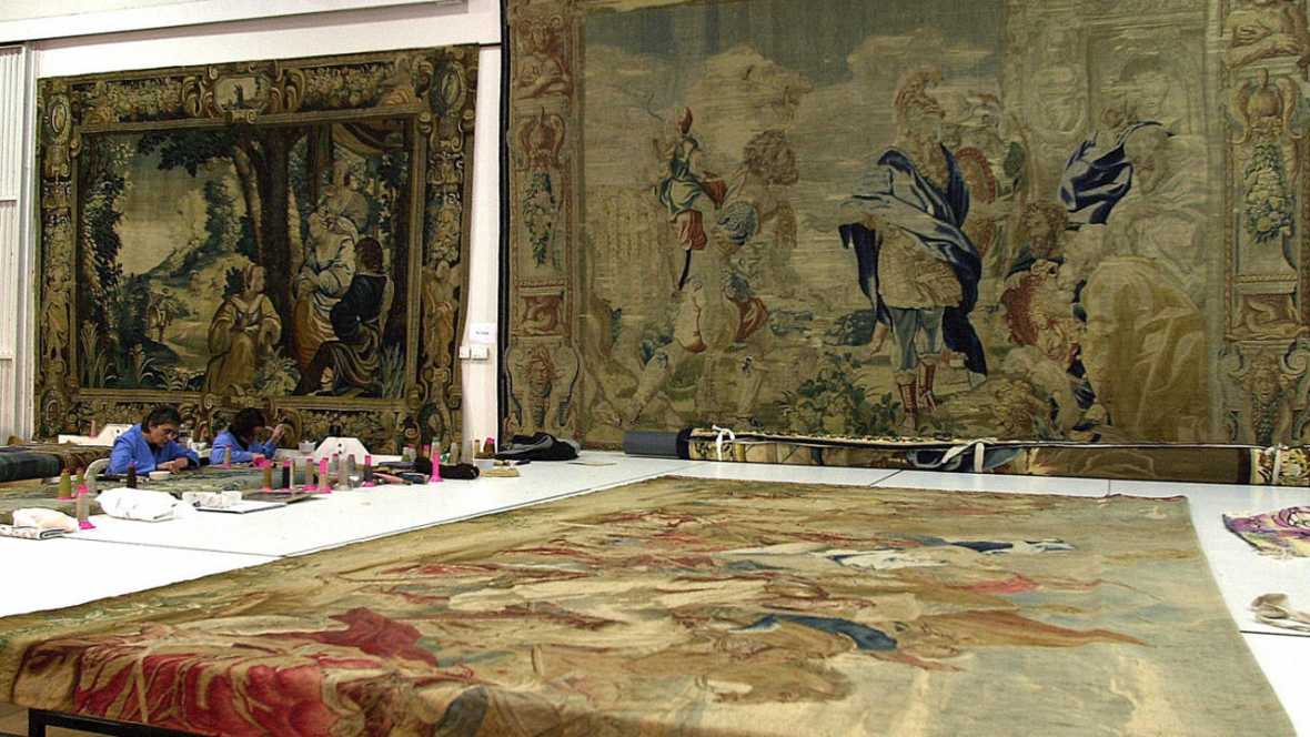 Real f brica de tapices 300 a os de historia - Fabricantes de alfombras ...
