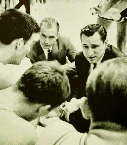 http://en.wikipedia.org/wiki/Dean_Smith#mediaviewer/File:Dean_Smith,_1964.JPG