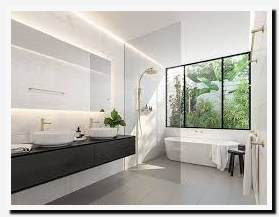 White and grey bathroom ideas pinterest