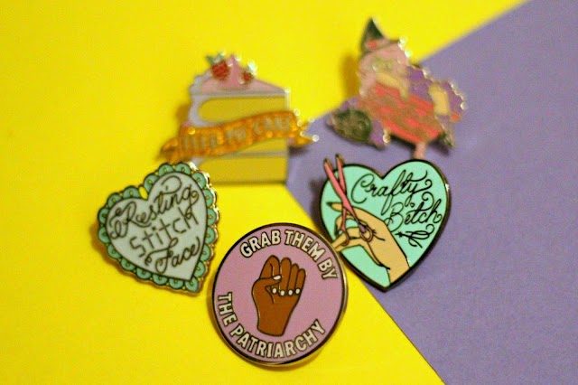 5 Punky Pins Black Friday Purchases