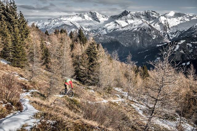 Trail Fatbike Trunajoch Lichtsee