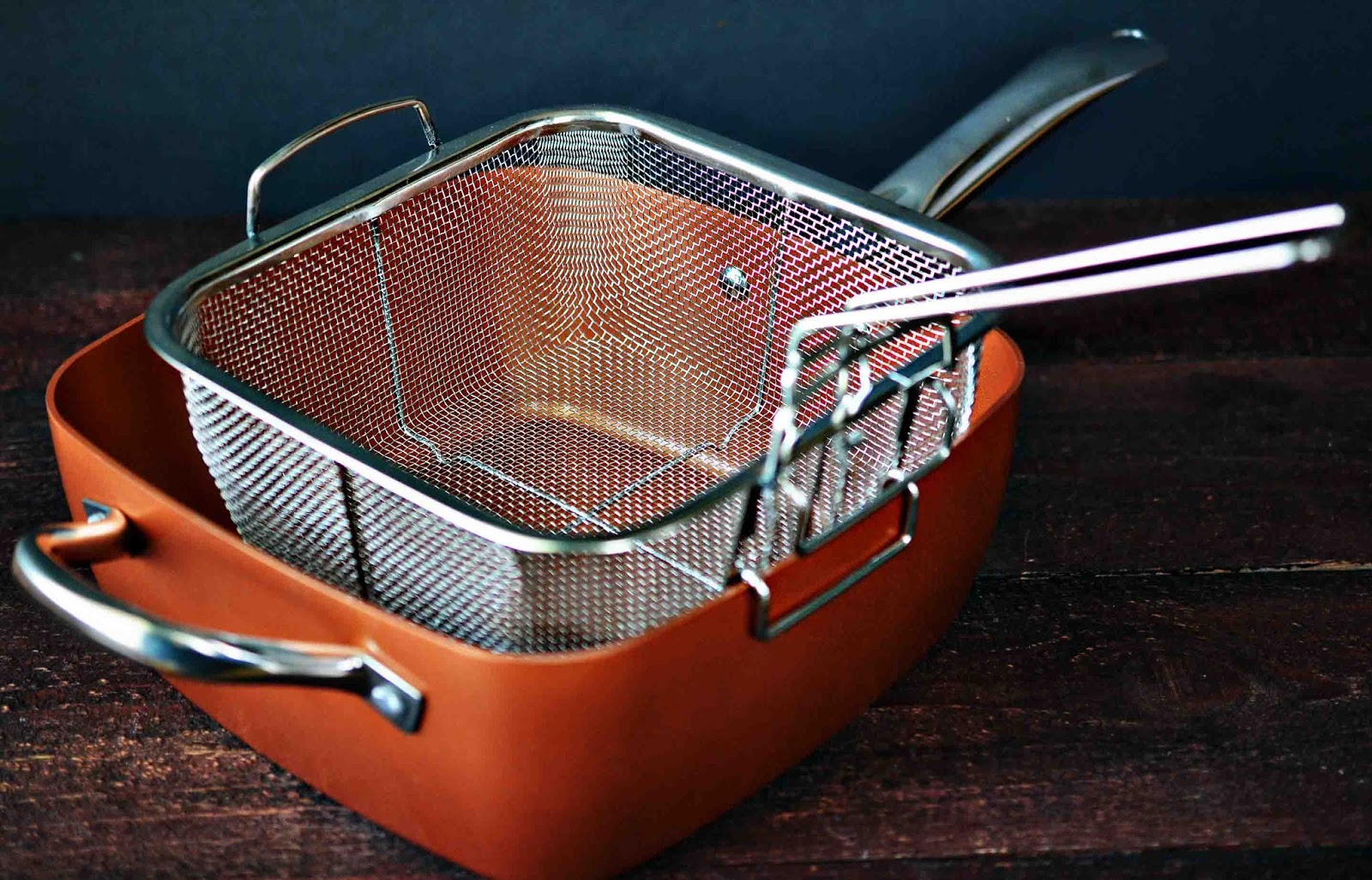 Theresa S Mixed Nuts Copper Chef Cookware Helps You Cook