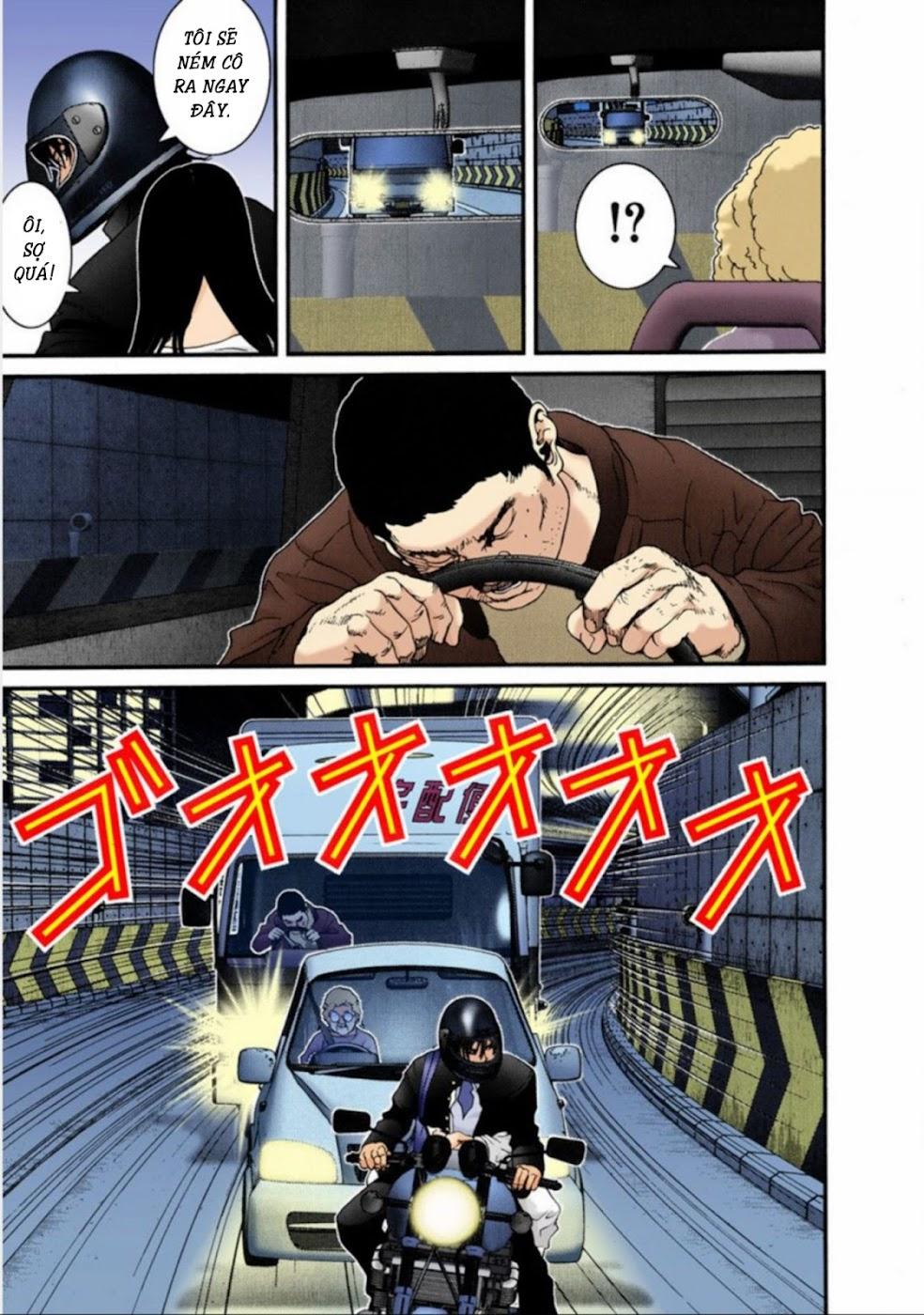Gantz Chap 30: Con đường biến mất trang 15