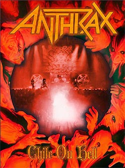 Anthrax – Chile On Hell – DVD