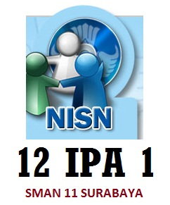 NISN KELAS 12 IPA 1 SMAN 11 SURABAYA TP 2016-2017