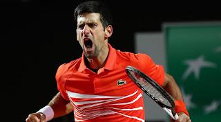 Nadal vs Djokovic in Rome final